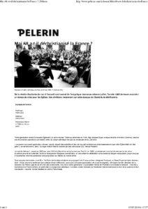 Dossier sur «Mai 68 raconté par des catholiques» dans Pèlerin